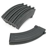King Arms King Arms AK 140rd Midcap Metal 5pk