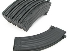 King Arms KA AK47 140rd Metal Midcap 5 PK
