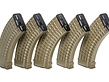 King Arms King Arms AK 140rd Waffle Midcap 5-pack
