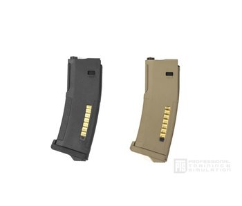 PTS EPM Mid Cap Mag for TM Recoil Shock M4/SCAR