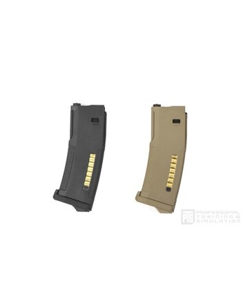 PTS PTS EPM Mid Cap Mag for TM Recoil Shock M4/SCAR