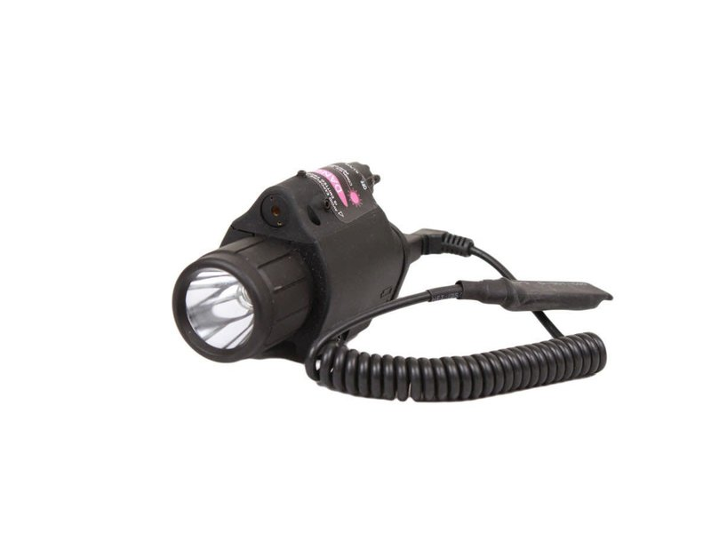 Airsoft Extreme AEX Pistol light/laser combo