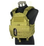 TMC TMC 6094 Plate Carrier TAN