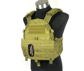 TMC 6094 Plate Carrier TAN