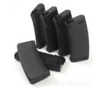 KWA K120 Polymer Mag BLK, 6 Pack