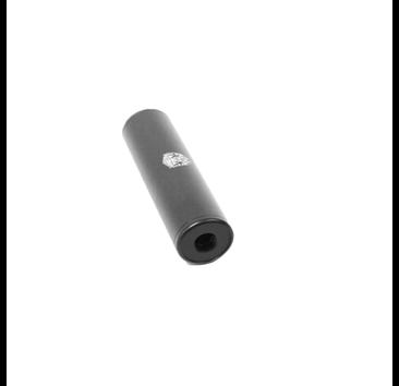 Airsoft Extreme AEX 130x35mm double screw silencer BLK
