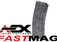 Airsoft Extreme AEX 360rd M4 / M16 FAST Mag