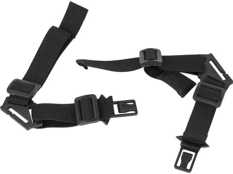 V-Tac Valken Tactical Mesh Mask Buckle Helmet Upgrade Kit Black