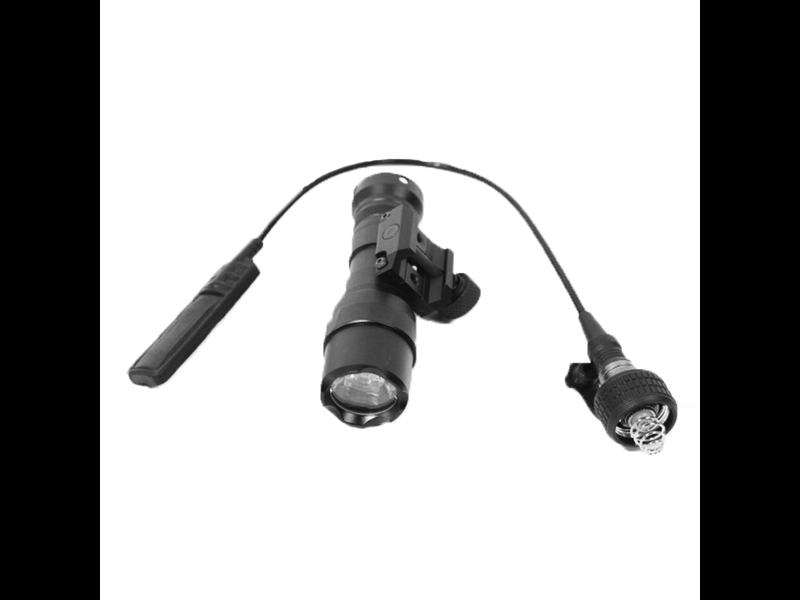 Airsoft Extreme AEX 3V 350 Lumen Compact Tactical Light With Pressure Pad