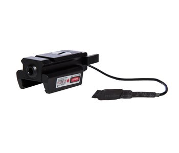 Airsoft Extreme Low Profile Laser w/ RIS Mount