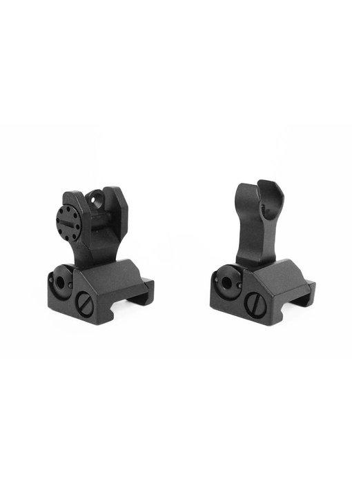 ZCI Battlesight front and rear flip set