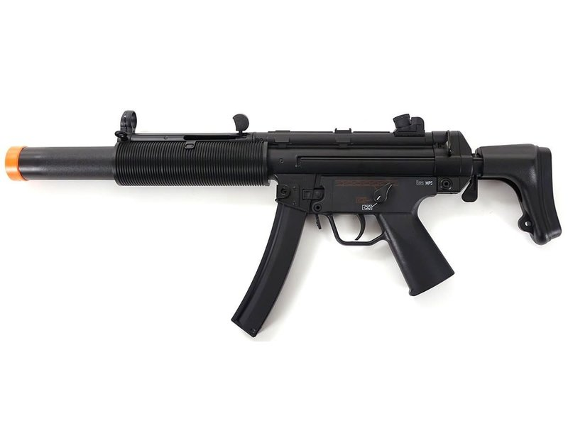 Umarex Umarex H&K MP5 SD6 AEG Competition Line Black