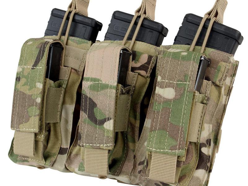 Condor Condor Triple M4/Pistol Kangaroo Pouch