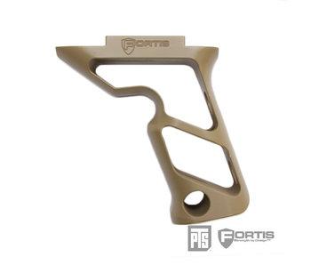 PTS Fortis Shift Vert Grip, Rail FDE