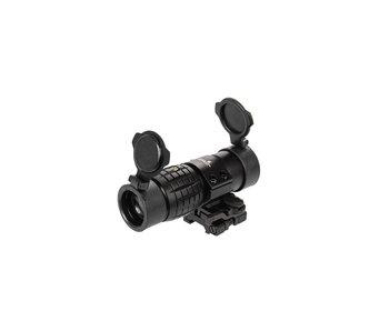 Lancer Tactical 1-3x Magnifier