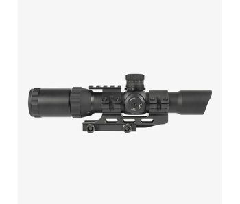 Trinity Force 1-4X28 P4 assault Scope w/microdot