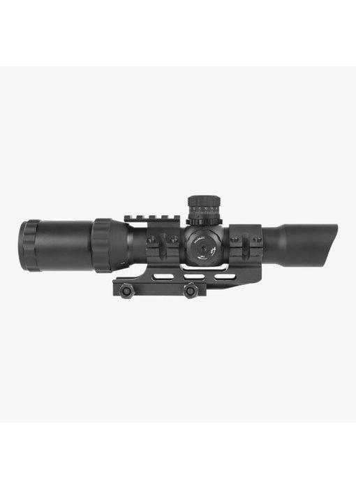Trinity Force 1-4X28 P4 assault Scope w/microdot