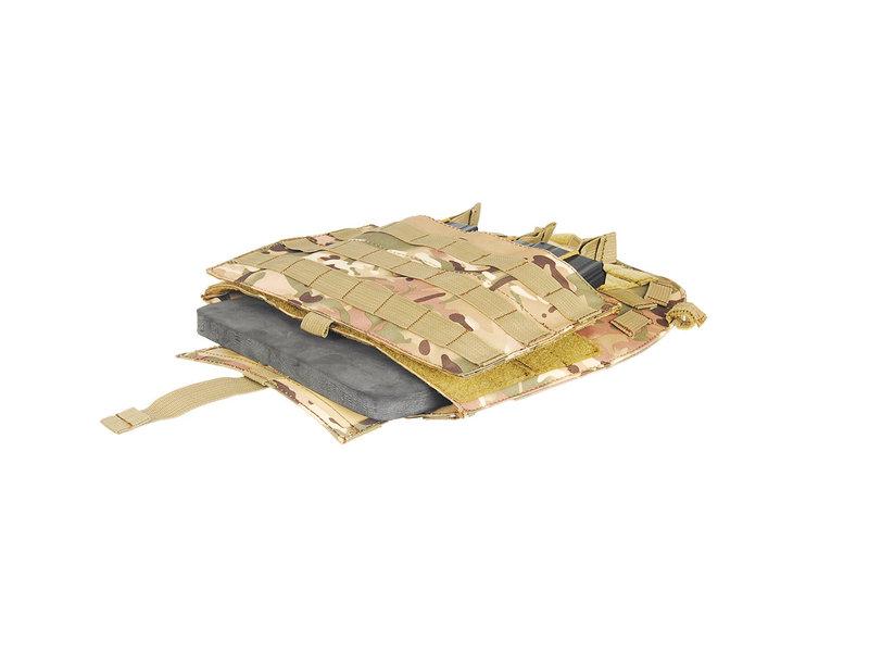 Lancer Tactical 1000D 69T4 Plate Carrier w/ Triple M4 Magazine Pouch