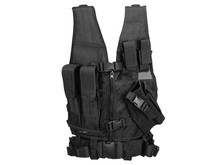 Lancer Tactical Lancer Tactical 1000D Cross Draw Vest Small