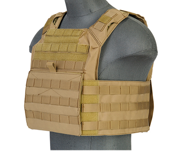 Lancer Tactical 1000D Speed Attack Plate Carrier