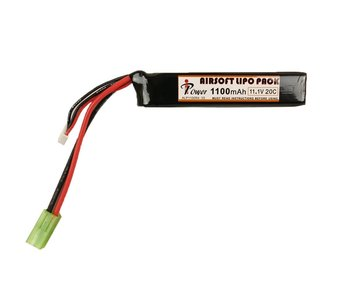 iPower 11.1V 1100mah 20C StockTube Deans