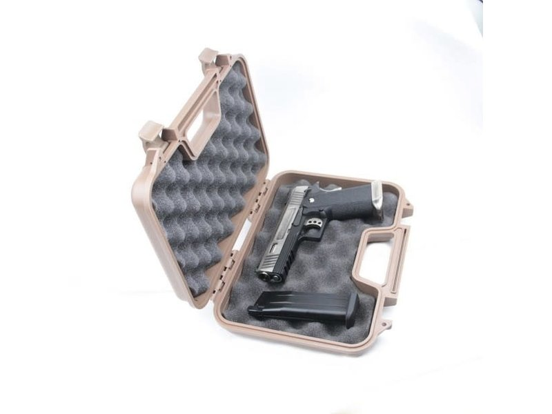 Classic Army Classic Army 12'' hard Pistol Case Tan