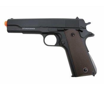 JG 1911 Full Metal Spring Pistol