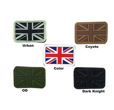 Airsoft Extreme UK Flag Patch