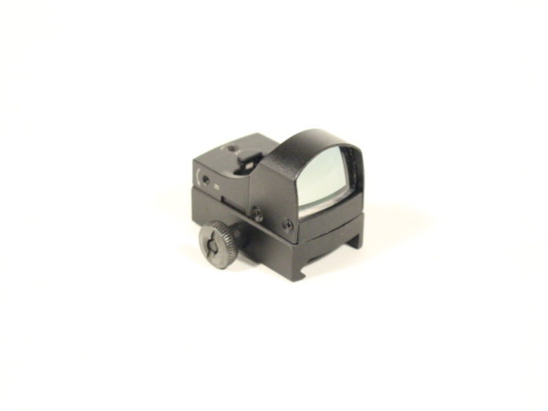 Airsoft Extreme AEX micro dot sight, red/green with weaver mount
