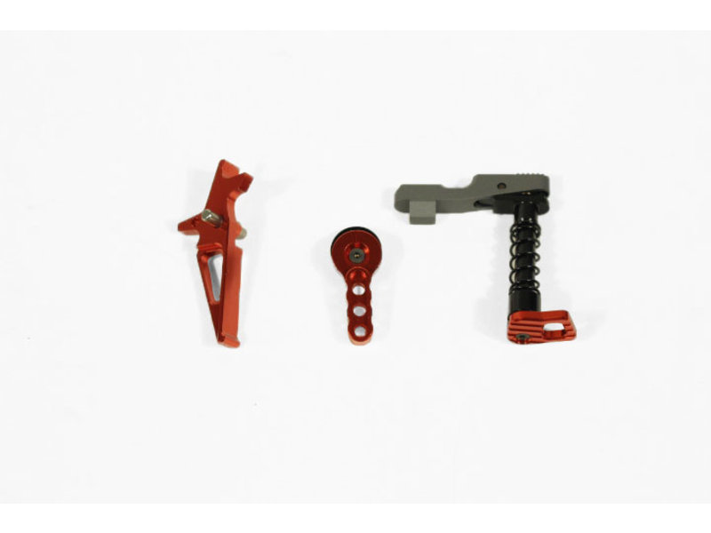 Castellan M4 Accent Kit CNC Aluminum