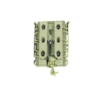 Airsoft Extreme Scorpion M4 Magazine Pouch - Olive Drab