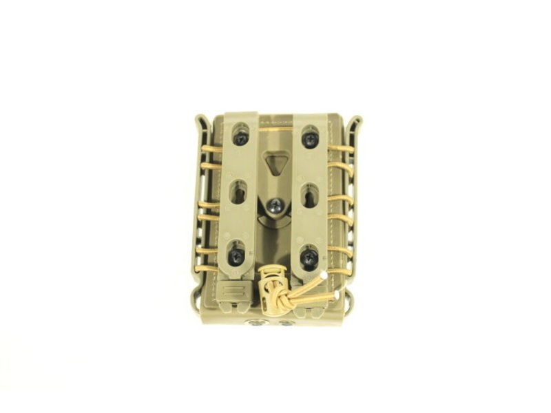 Airsoft Extreme AEX Scorpion M4 Magazine Pouch - Tan