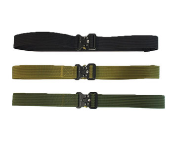 Cobra Tactical Belt with Steel Buckle