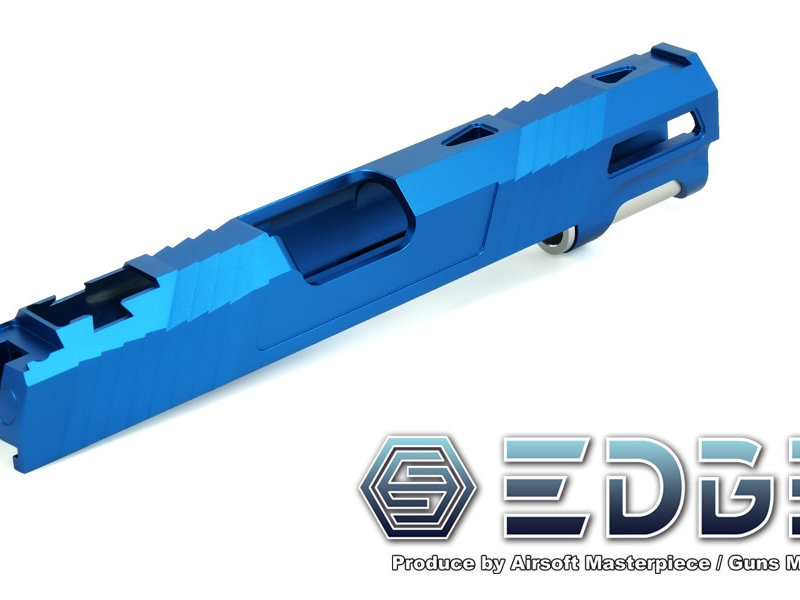 Airsoft Masterpiece EDGE Custom Aqua 5.1 Slide