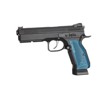 ASG CZ Shadow 2 CO2 Black/Blue