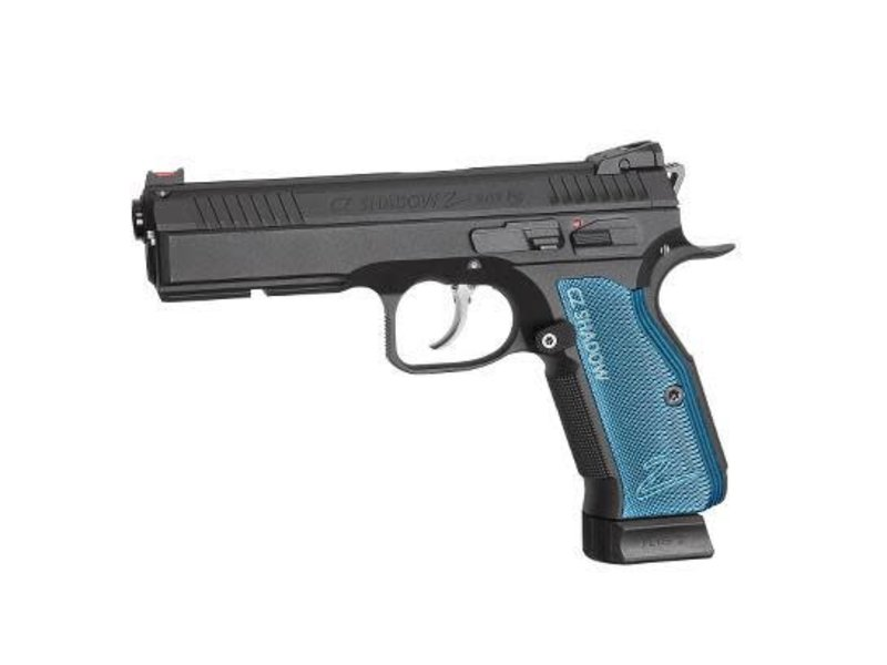 ASG CZ Shadow 2 Blowback Pistol with CO2 Magazine