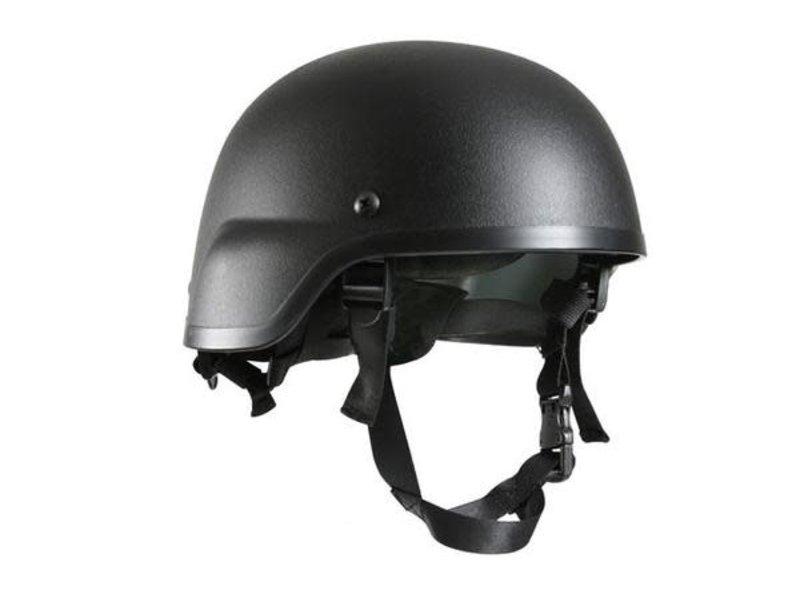 Airsoft Extreme AEX MICH 2000 Lightweight Helmet - BLACK