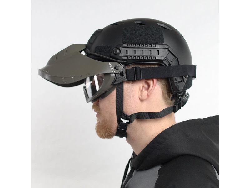 V-Tac V-Tac VSM Thermal Goggle w/ Shield, Black