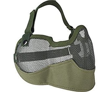 V-Tac 3G Wire Mesh Mask with Ear Protection