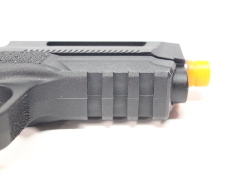 WE Tech WE MP4 5.0 Custom Black, Silver Barrel