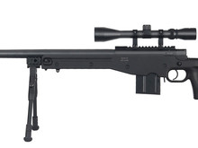 Well WELL MB4403 L96 Spring Sniper Rifle