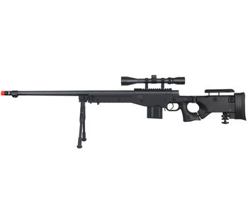 WELL MB4403 L96  Bolt Action Spring Sniper Rifle with Folding Stock