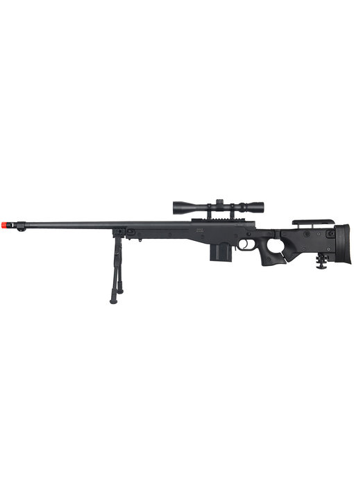 WELL MB4403 L96 spring rifle with folding stock
