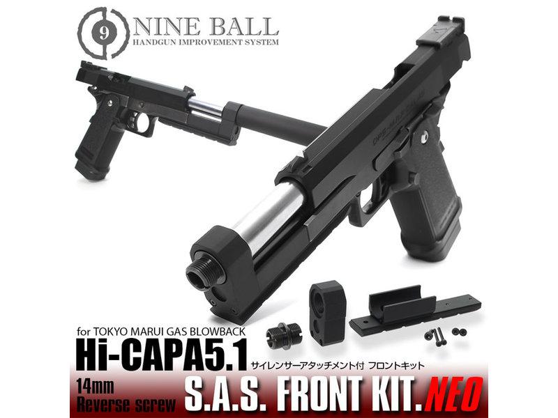 Nine Ball Nine Ball HI CAPA SAS Front KIT NEO