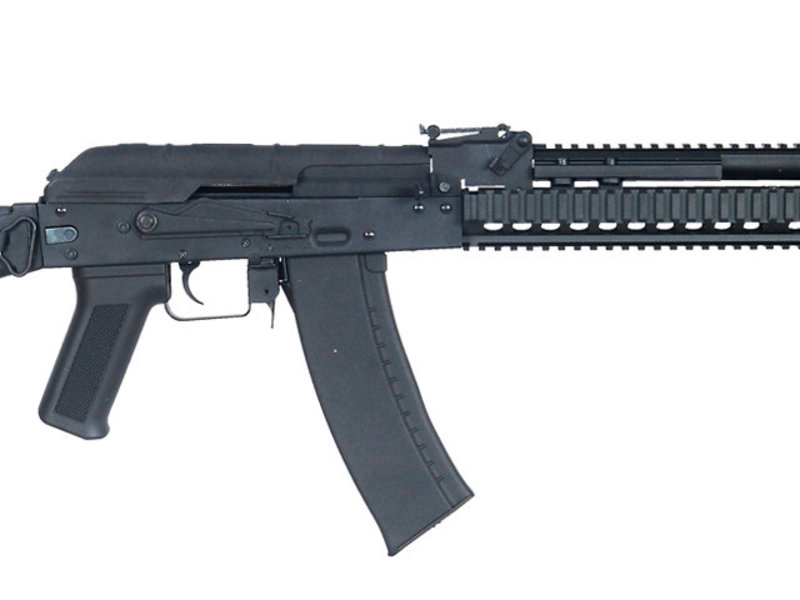 Cyma CYMA AK-74 with Gas Block and Handguard Rail CM040K