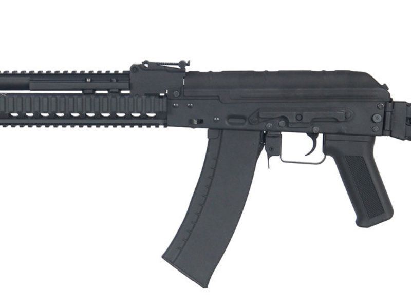 Cyma CYMA AK-74 with Gas Block and Handguard Rail CM040K
