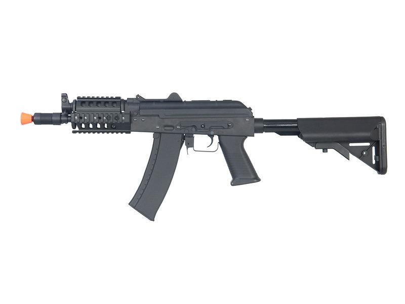 Cyma Cyma AKS-74UN RIS with M4 Crane Stock