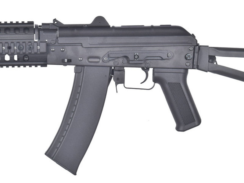 Cyma CYMA AKS-74UN RIS with Folding Stock AEG