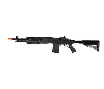 Cyma M14 EBR RIS Crane Stock Black