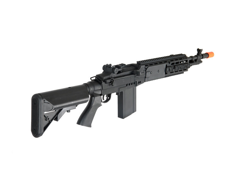 Cyma Cyma M14 EBR RIS Crane Stock Black